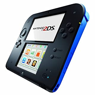 Console Nintendo 2DS - noire & bleue (B00EUE9RX8) | Amazon price tracker / tracking, Amazon price history charts, Amazon price watches, Amazon price drop alerts