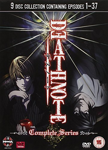 Death Note Complete [DVD]