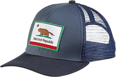 Marmot Republic Trucker Mütze von MAYWG|#Marmot auf Outdoor Shop