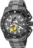 Invicta 27286 - Reloj de Pulsera Hombre, Acero Inoxidable, Color Negro