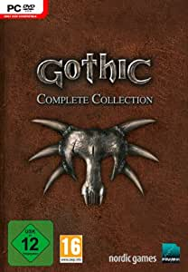 Gothic (Complete Collection)