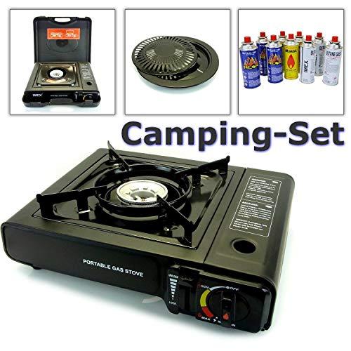 Camping Gaskocher Gas Kochfeld