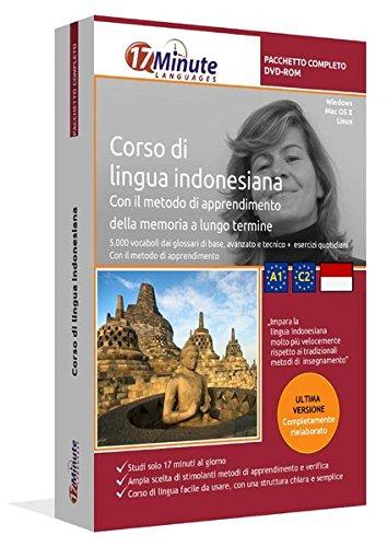 Corso di Indonesiano (PACCHETTO COMPLETO): Software di apprendimento su DVD