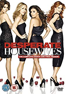 Desperate Housewives - Series 8 [Reino Unido] [DVD] by Desperate Housewives-Complete (B007BDEWKS)   Amazon price tracker / tracking, Amazon price history charts, Amazon price watches, Amazon price drop alerts