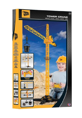 JCB Cars, Trains & Bikes JCB Remote Control Crane