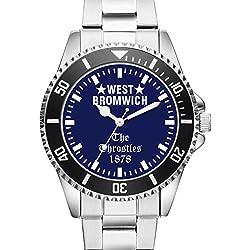 KIESENBERG® Watch - WEST BROMWICH 1878 - The Throstles 6013