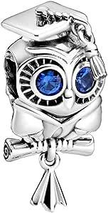 Pandora Fascino Donna Argento Sterling Cristallo Forma diversa - 798907C01