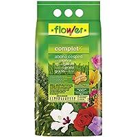 Flower 10846 10846-Abono cesped Completo, 4 kg, No Aplica, 24x10.8x24 cm