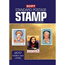 Scott Standard Postage Stamp Catalogue 2017: Countries of the World;  San-Z