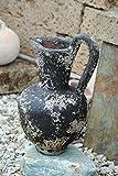 Kunert-Keramik Amphore,Vase,antik-Optik,49cm hoch,frostfestes Steingut
