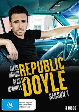 Republic of Doyle - Season 1 [3 DVDs] [Australien Import]
