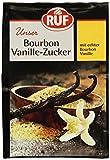 RUF Bourbon-Vanillezucker, 3 Beutel, 24g
