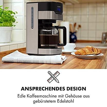 Klarstein-Kaffeemaschine-Arabica-mit-Filter–Filter-Kaffeemaschine–12-oder-15-Liter
