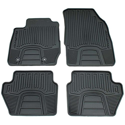Tappetini in gomma Originali nuovo Ford EcoSport dal 08/2012 set tappeti 4 pezz