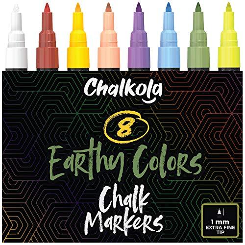 Rotuladores de tiza Chalkola