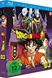 Dragonball Super - 3. Arc: Universum 6 - Episoden 28-46 [Blu-ray]