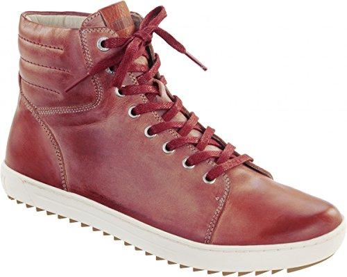 Birkenstock Shoes Bartlett Damen Hohe Sneakers Red