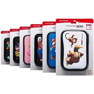 """Nintendo 3DS, DS Lite/DSi – Tasche """"Marion Bros."""""""