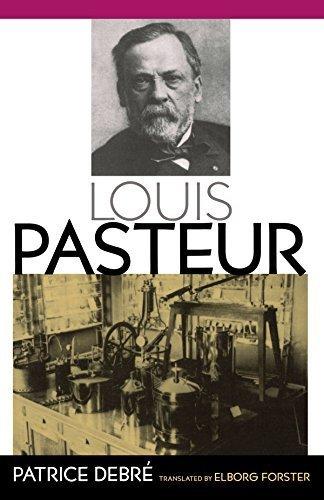 Louis Pasteur by Patrice Debr?? (2000-10-25)