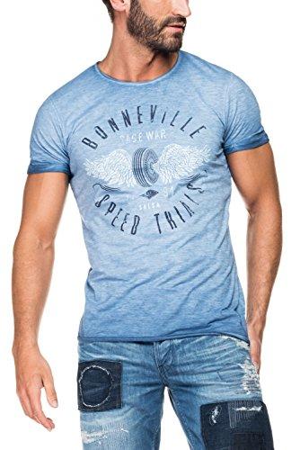 salsa-camiseta-con-tinte-y-grafico-en-la-parte-delantera