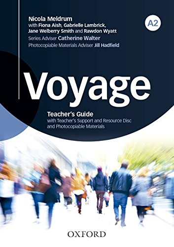 Voyage A2. Teacher's Book + Teacher's Resource Pack