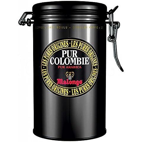 Café Colombia Supremo 250gr. Café Malongo. 4un.