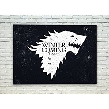 Posterskart Game Of Thrones \'Winter Is Coming\' Poster(12 x 18 Inch ...