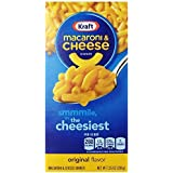 Kraft Macaroni & Cheese 7.25 oz (Pack of 4) by Kraft Food Group, Inc.