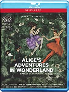 Talbot: Alice's Adventures in Wonderland [Blu-ray]