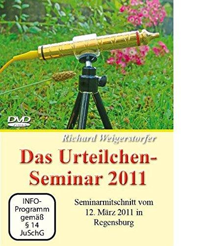 Preisvergleich Produktbild Das Urteilchen-Seminar 2011 [2 DVDs]