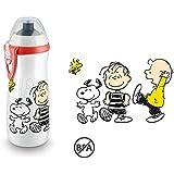 NUK 10255317Peanuts–Botella deportiva, 450ml, sin BPA