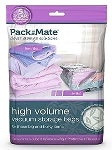 Scott brothers lot de 2 sacs de rangement sous vide plats - Plats cuisines sous vide pour particulier ...