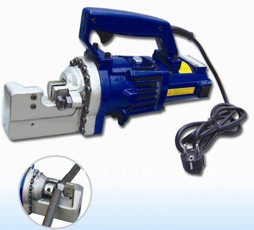Elektrische Arbeitshydraulik Gowe automatische Infoleiste cutter Drahtseil Cutting Tool zum Schneiden von Tonebar Serie 4-22mm