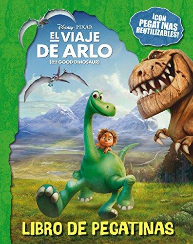El viaje de Arlo. Libro de pegatinas (Disney. El viaje de Arlo) por Disney