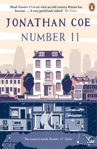 Number 11 par Jonathan Coe