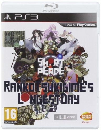 Short Peace Ranko Tsukigime's Longest D. [Importación Italiana]