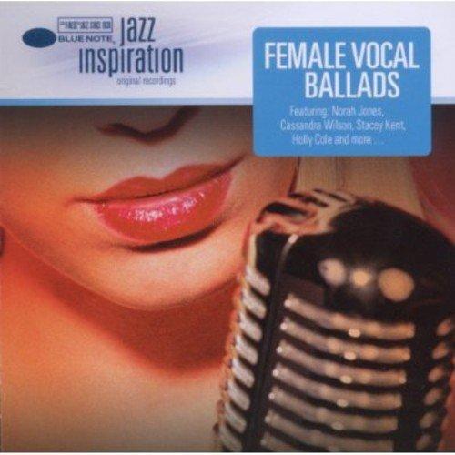 Jazz Inspiration:Female Vocals