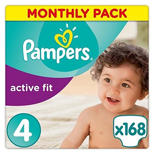 pampers-premium-protection-active-fit-nappies-monthly-saving-pack-size-4-168-nappies