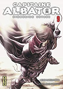 Capitaine Albator : Dimension Voyage Edition simple Tome 9
