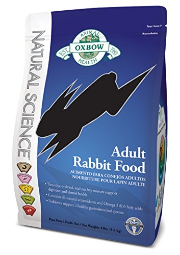 Oxbow Natural Science Adult Rabbit 1,8 kg