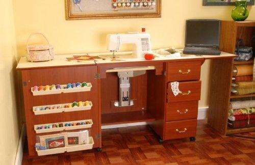 Muebles para maquina de coser mueble para mquina de coser for Muebles para costura