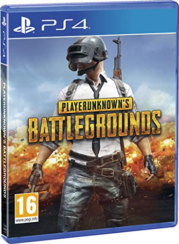 PlayerUnknown's Battlegrounds - - PlayStation 4