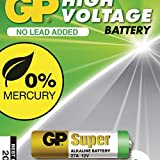 Alkaline Batterie 27A 12 V Super 1-Blister, Spannung:12V/18mAh System:Alkaline Abmessungen:7,70 x (973977008038)