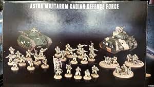 Astra Militarum Cadian Defence Force 47-25 - Warhammer 40,000