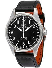 IWC Pilot's Mark XVIII Automatic Black Dial Mens Watch IW327001