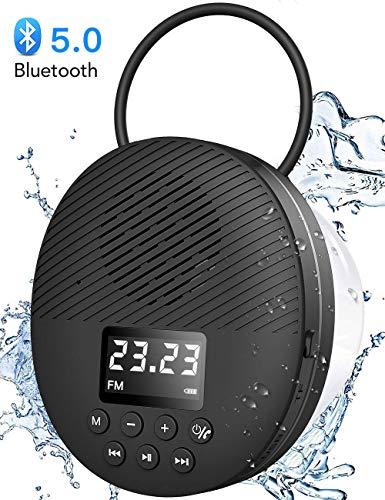 Bluetooth Lautsprecher, AGPTEK Bluetooth 5.0 Lautsprecher, 5W