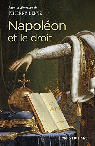 Napoléon et le droit par Thierry Lentz