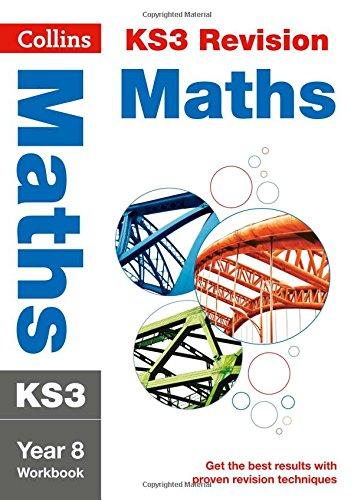 KS3 Maths Year 8 Workbook (Collins KS3 Revision) por Collins KS3