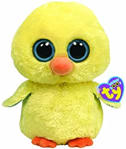 Ty 7136919Chick Buddy Goldie, Chick Beanie Toy 21.5cm Large