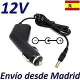 Cargador Coche Mechero 12V Reemplazo Reproductor DVD AEG 4552 Recambio Replacement